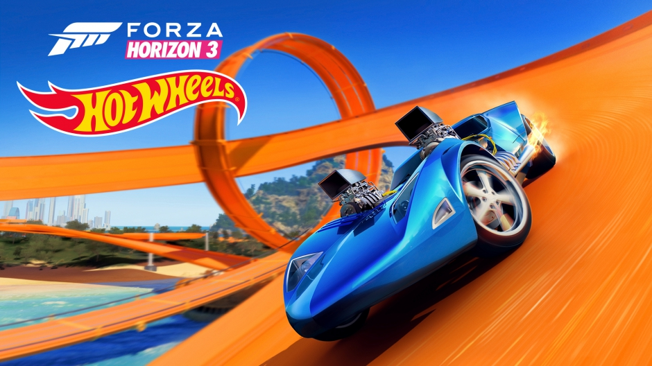Video For Forza Horizon 3 Hot Wheels Expansion arrives May 9