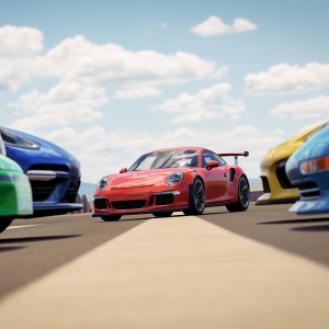 Video For Porsche and Microsoft Announce Multi-Project Partnership for Industry-Leading Forza Franchise