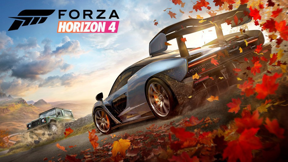 Video For Forza Horizon 4 Sees Two Million Players in Its First Week