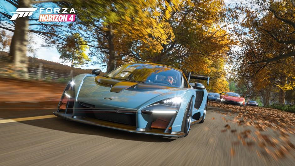 Forza Horzon 4 Hero image
