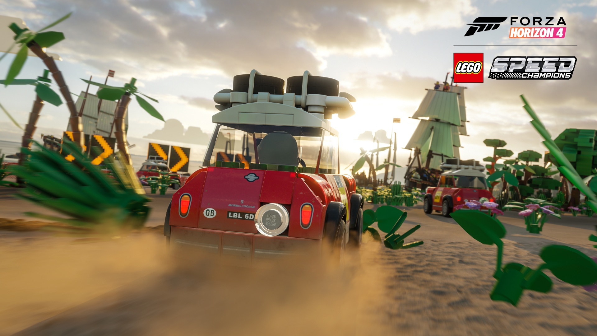 E3 2019: Everything is Awesome in Forza Horizon 4: LEGO