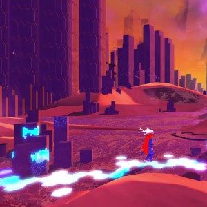 Video For The Freedom Update for Furi is Available Now on Xbox One
