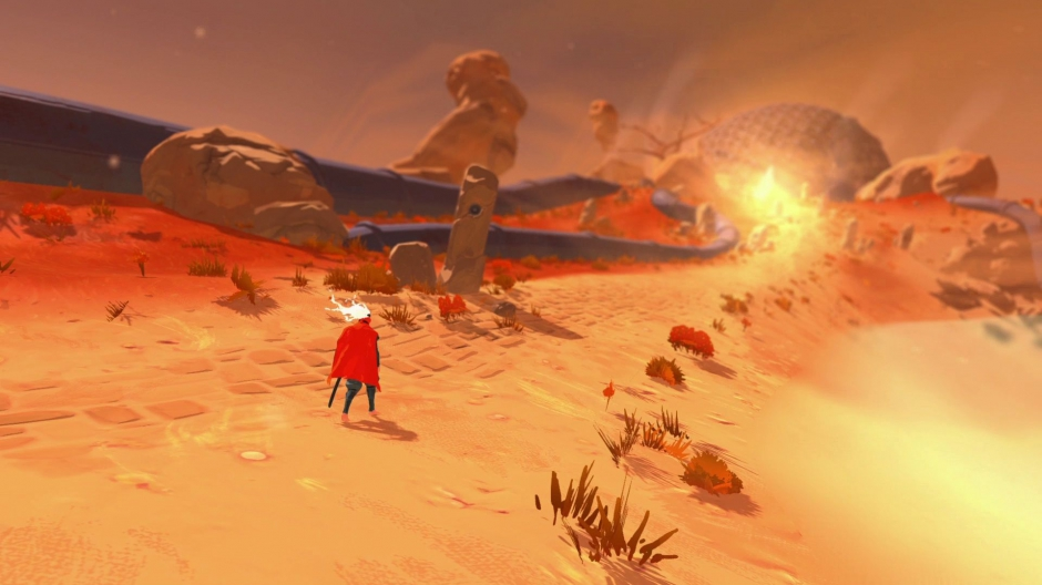 Video For Furi Available Now on Xbox One