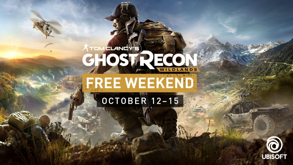 Video For Play Ghost Recon Wildlands for Free This Weekend with Xbox Live Gold