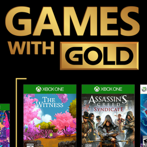 Video For New Games with Gold for April 2018
