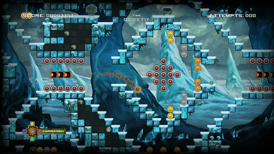 Video forGear Gauntlet Gets Rolling on Xbox One