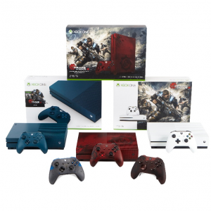 Xbox One S Gears of War 4 Bundles Compilation