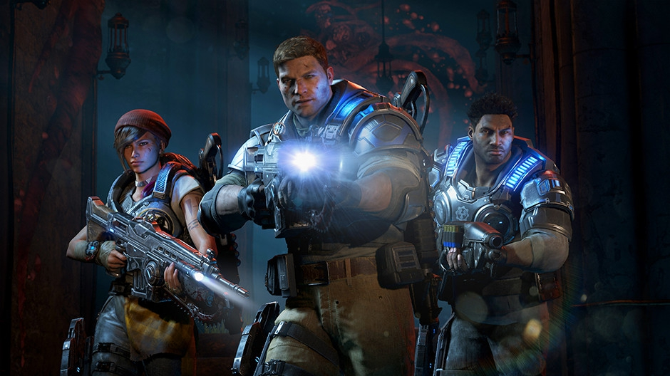 Video For Gears of War 4 Early Access Starts Today