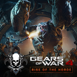 Video For Face the Rise of the Horde with New Skills, Achievements, Inconceivable Difficulty and a Free Trial of Gears 4
