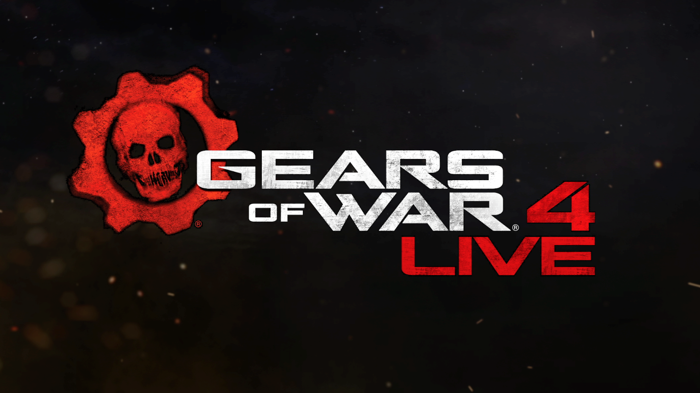 Video For Gears of War 4 Live Broadcast is Over, Watch Replay Here