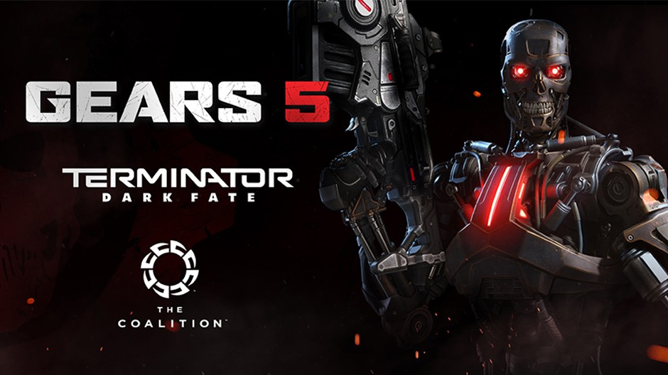 Video For E3 2019: Terminator Dark Fate characters coming to Gears 5
