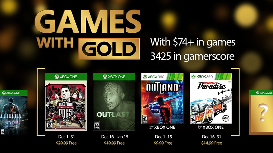 Video For Feast on December's Games with Gold Lineup