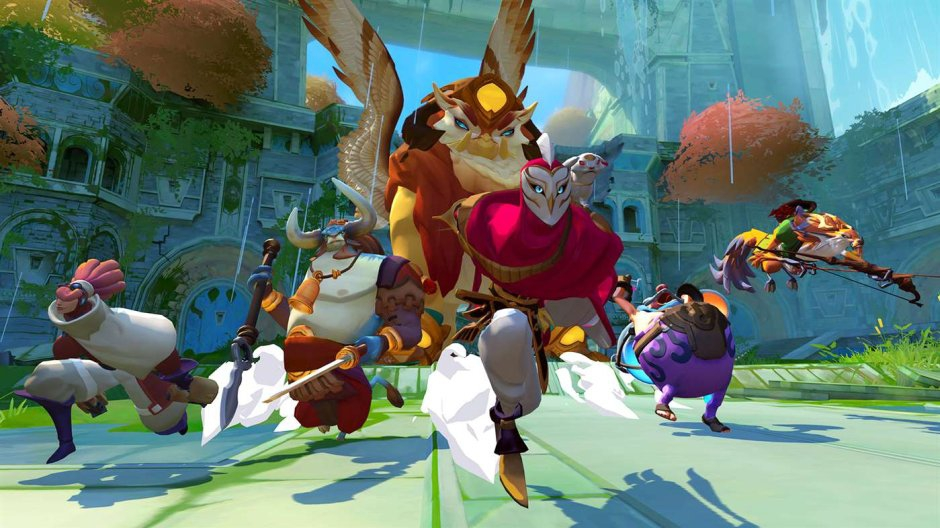 Gigantic 1.0 Hero Image
