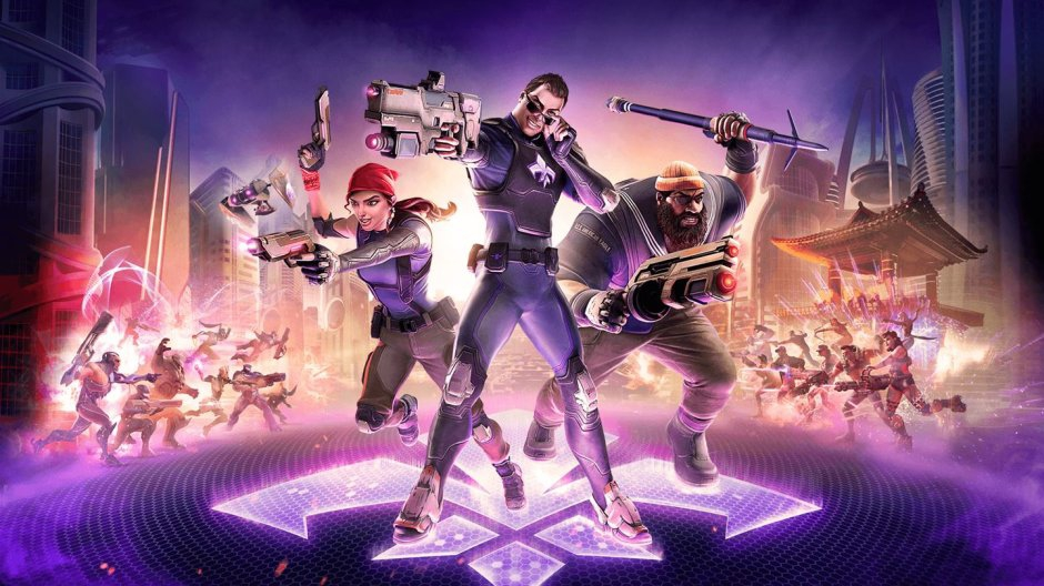Agents of Mayhem Hero Image