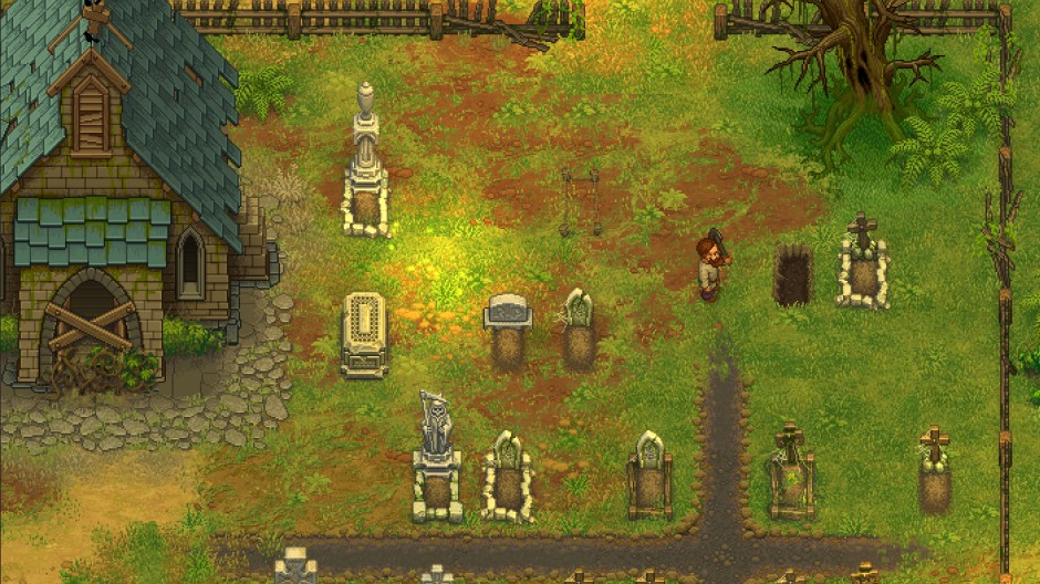Video For Announcing Graveyard Keeper, Lazy Bear Games Follow-up to Punch Club