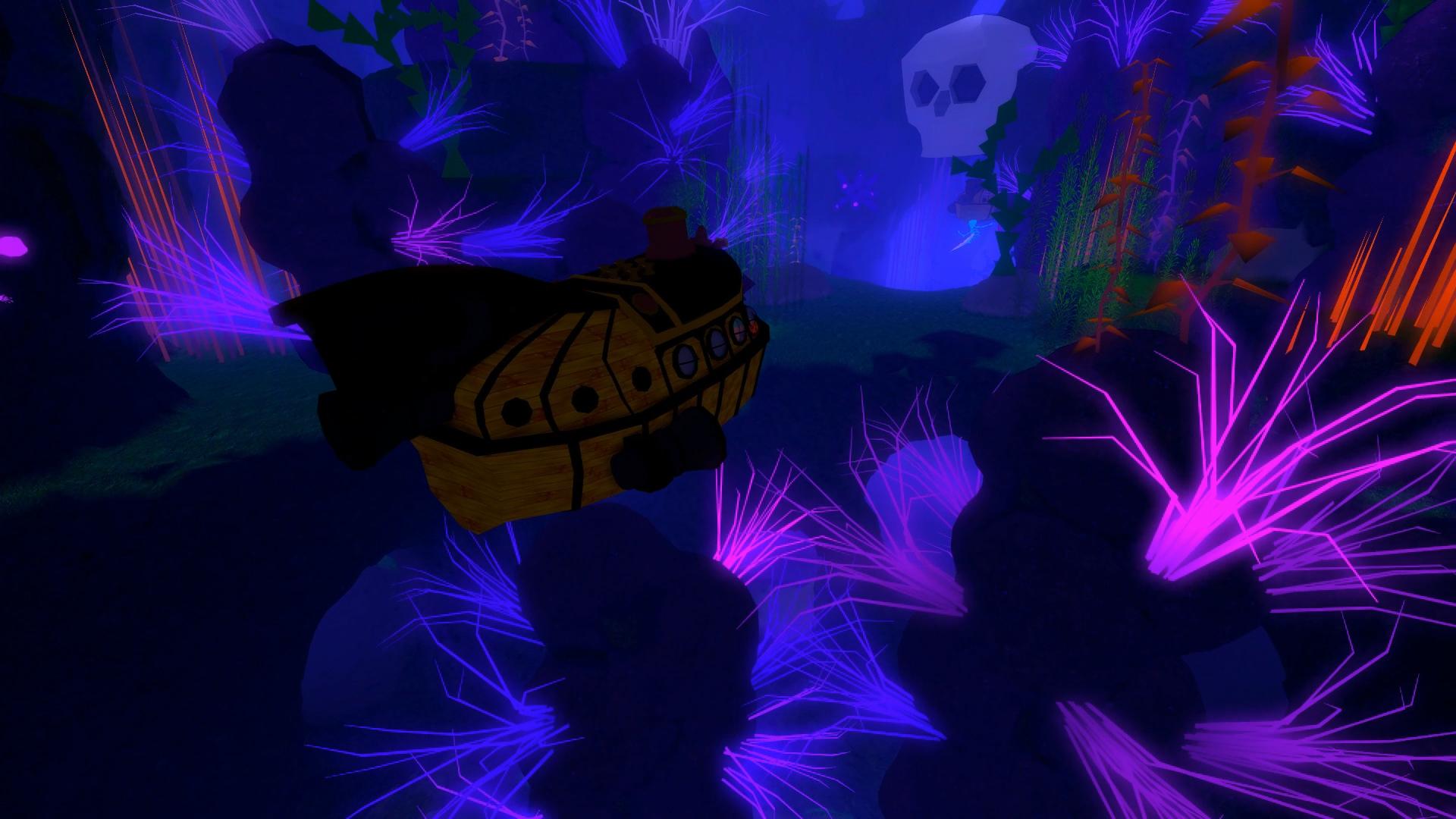 Roblox Hallows Eve