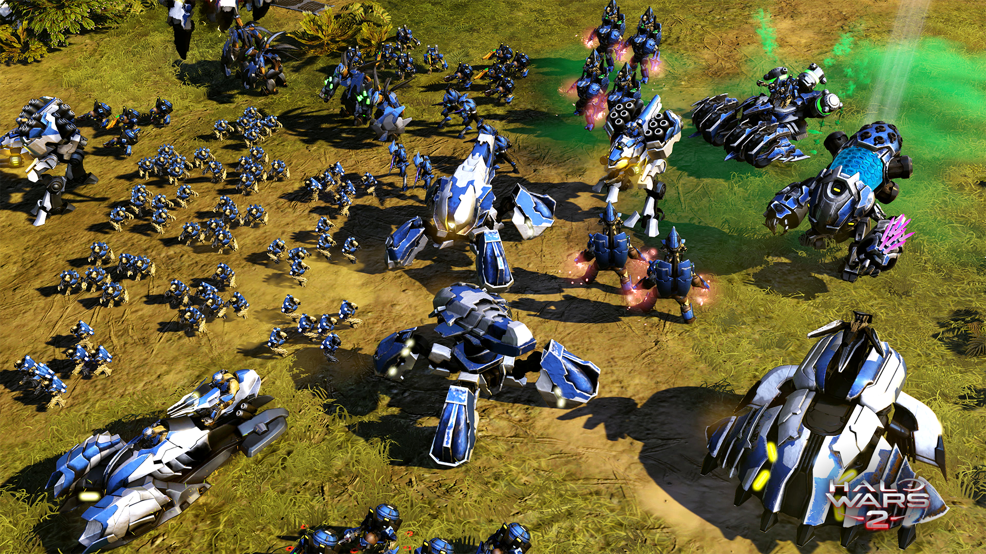 Halo Wars 2 Yapyap THE DESTROYER Assemble the Grunts