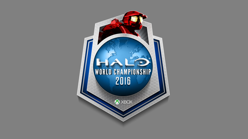 Halo World Championship Logo