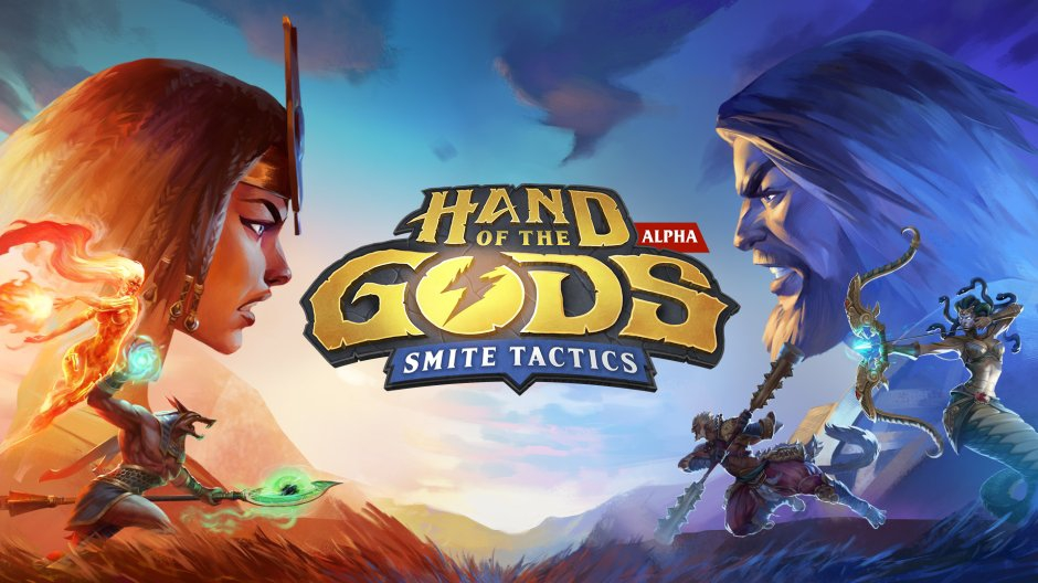 Video For Hand of the Gods: Smite Tactics Coming to Xbox One