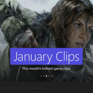 Small Screenshot of Console Trending Landing Page