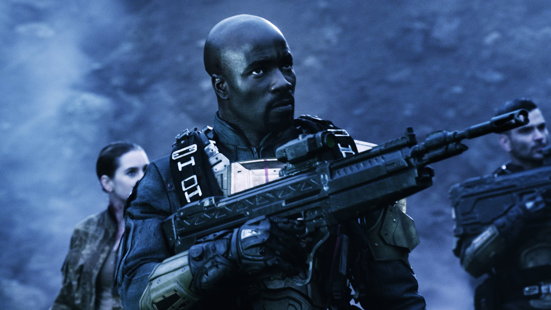 Video forSDCC 14: 343 Industries and Scott Free Productions Offer First-Look of Halo: Nightfall