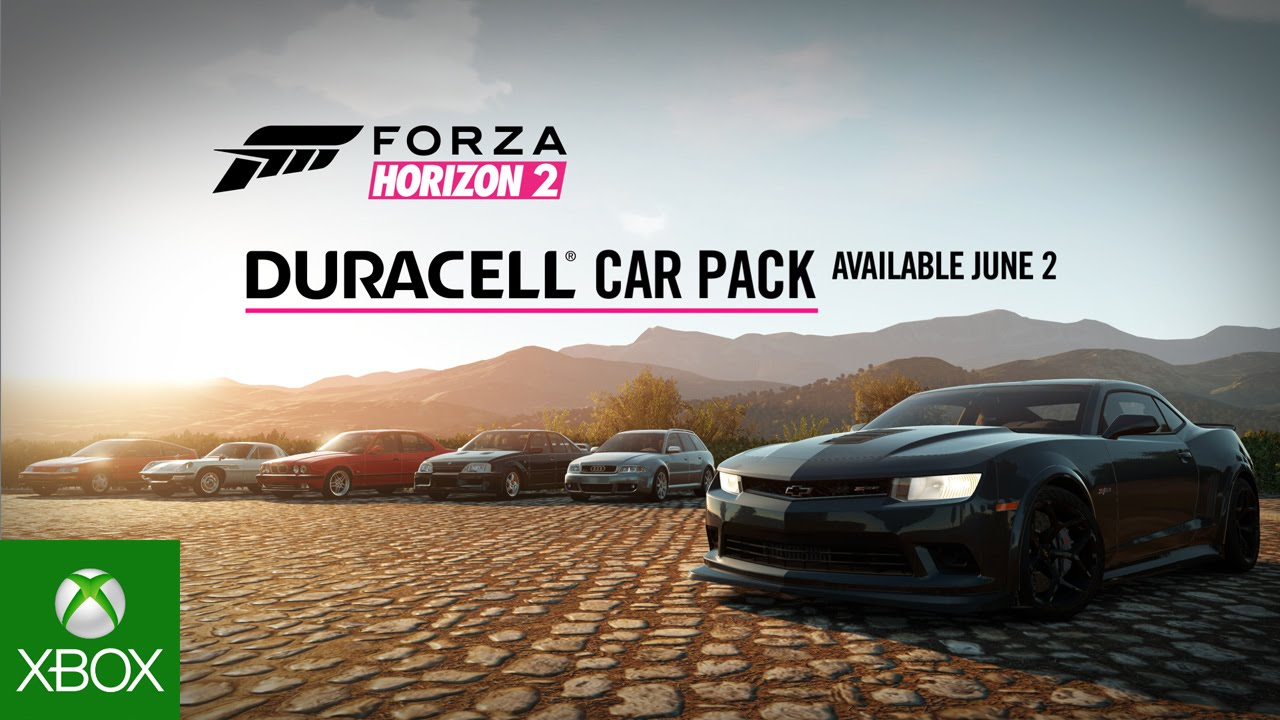 Video For Forza Horizon 2 Duracell Car Pack Now Available
