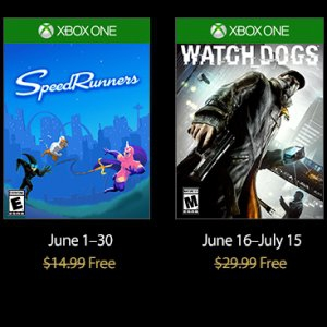 Video For June's Games with Gold is Full of Hackers, Superheroes, and Dragons