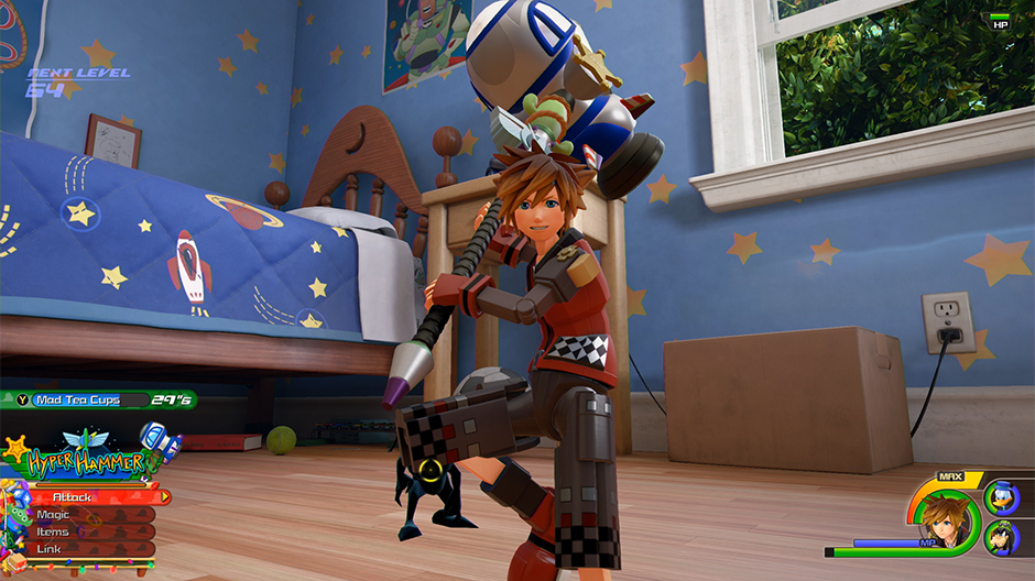 Kingdom Hearts Preview Hero Image