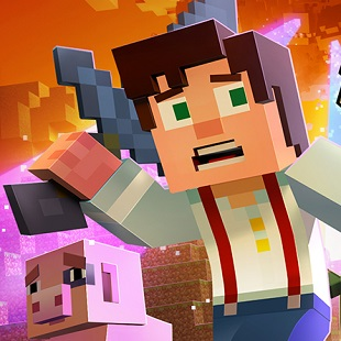 Cover art for Minecraft: Story Mode Episode 4