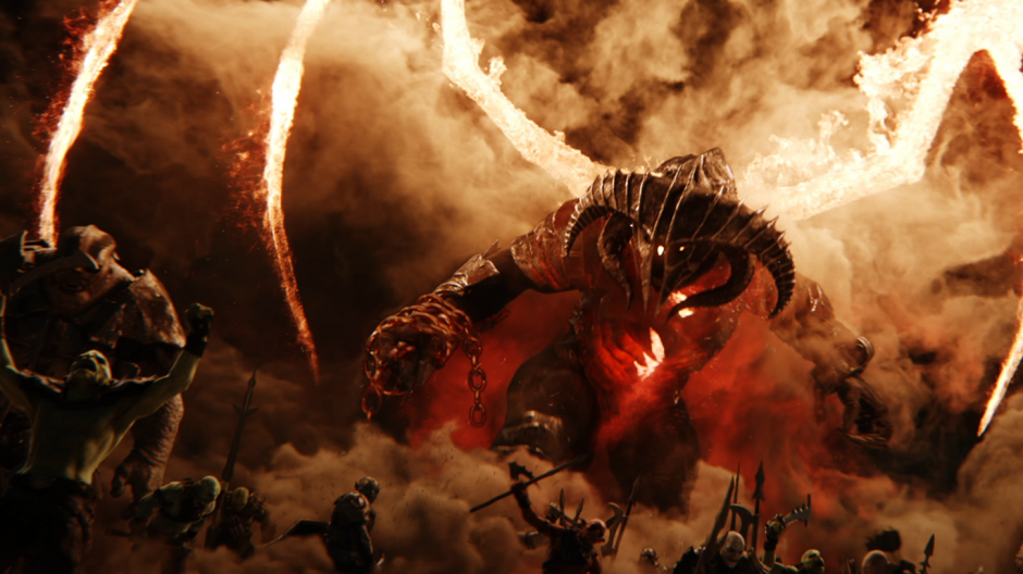 Video For Middle-earth: Shadow of War Coming to Project Scorpio, Xbox One, and Windows 10 This Year