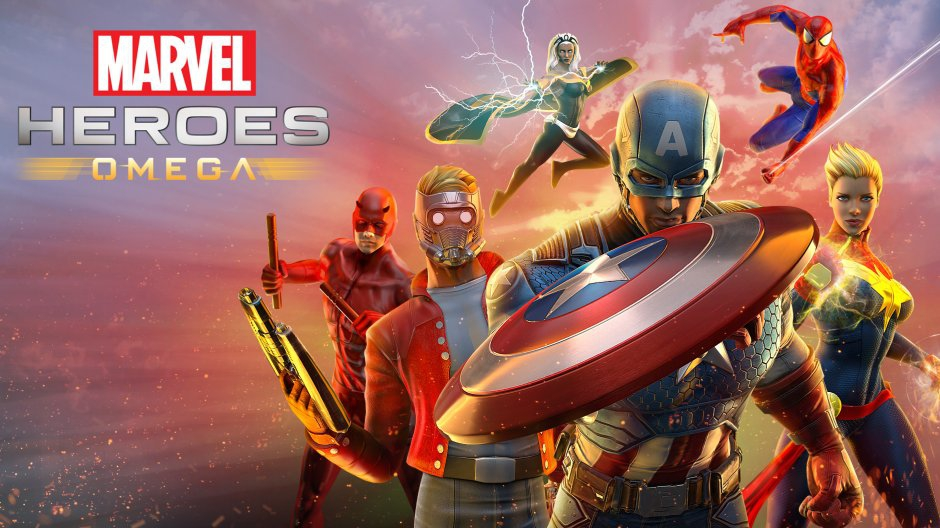 Marvel Heroes Omega Available Now On Xbox One Xbox Wire
