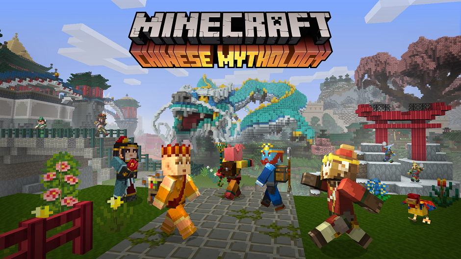Video forExplore an Ancient World on October 4 in the Minecraft Chinese Mythology Mash-Up Pack