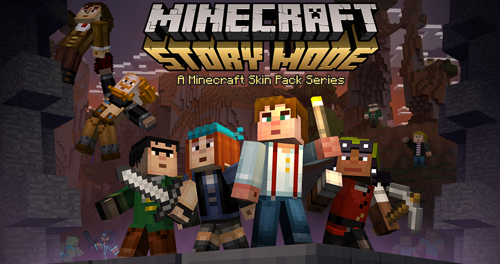 Minecraft Story Mode Skins Out Now For All Console Editions Pocket Edition And Windows 10 Xbox Wire