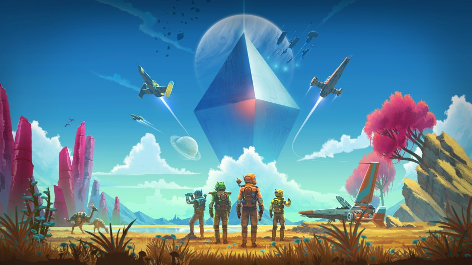 No Man's Sky Hero Image