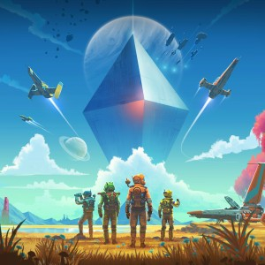 Video For No Man's Sky Coming to Xbox One July 24, First Multiplayer Details