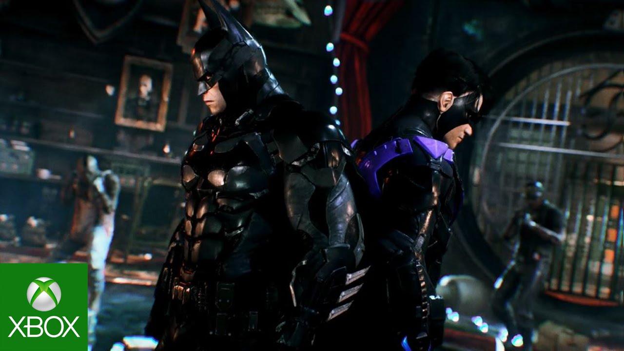 Video For 5 Reasons We're Loving Batman: Arkham Knight