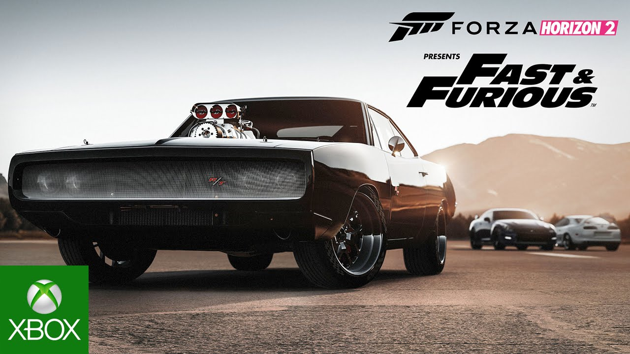 Video For Forza Horizon 2 Presents Fast & Furious Expansion Available for Free for a Limited Time