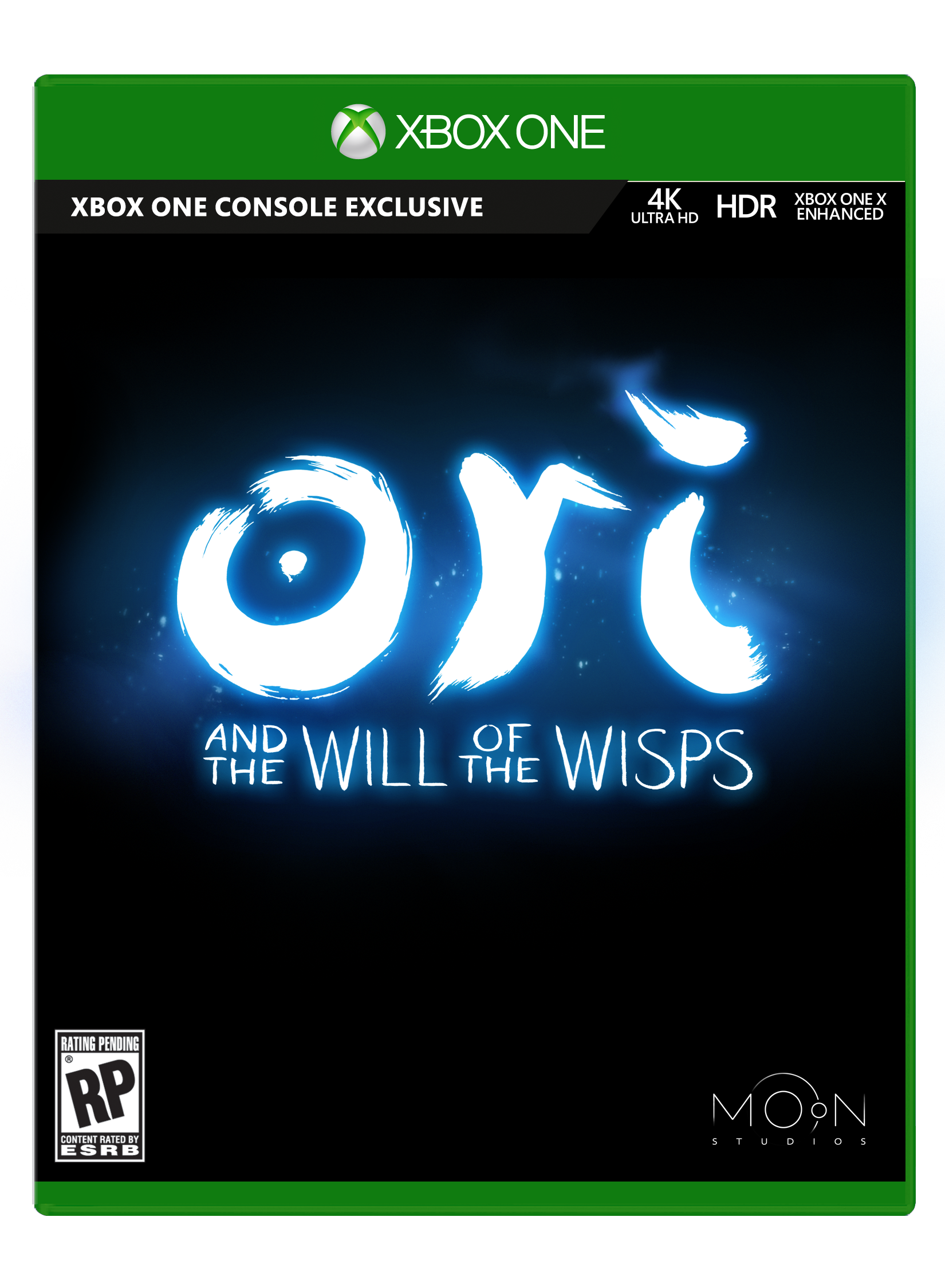 Ori and the Will of the Wisps Front Box Shot RGB