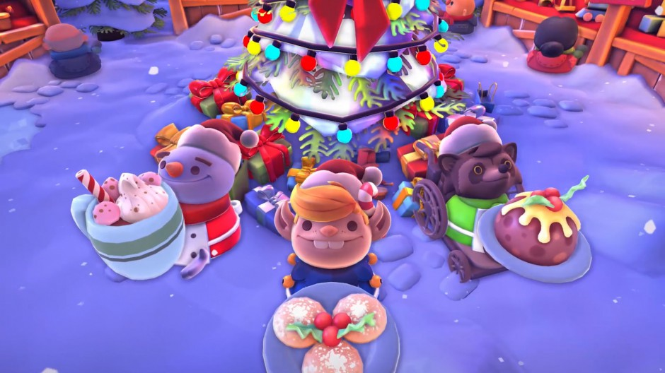 Video forThe 5 Stages of Overcooked During the Holidays