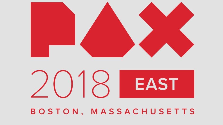 PAX East 2018 Hero Image