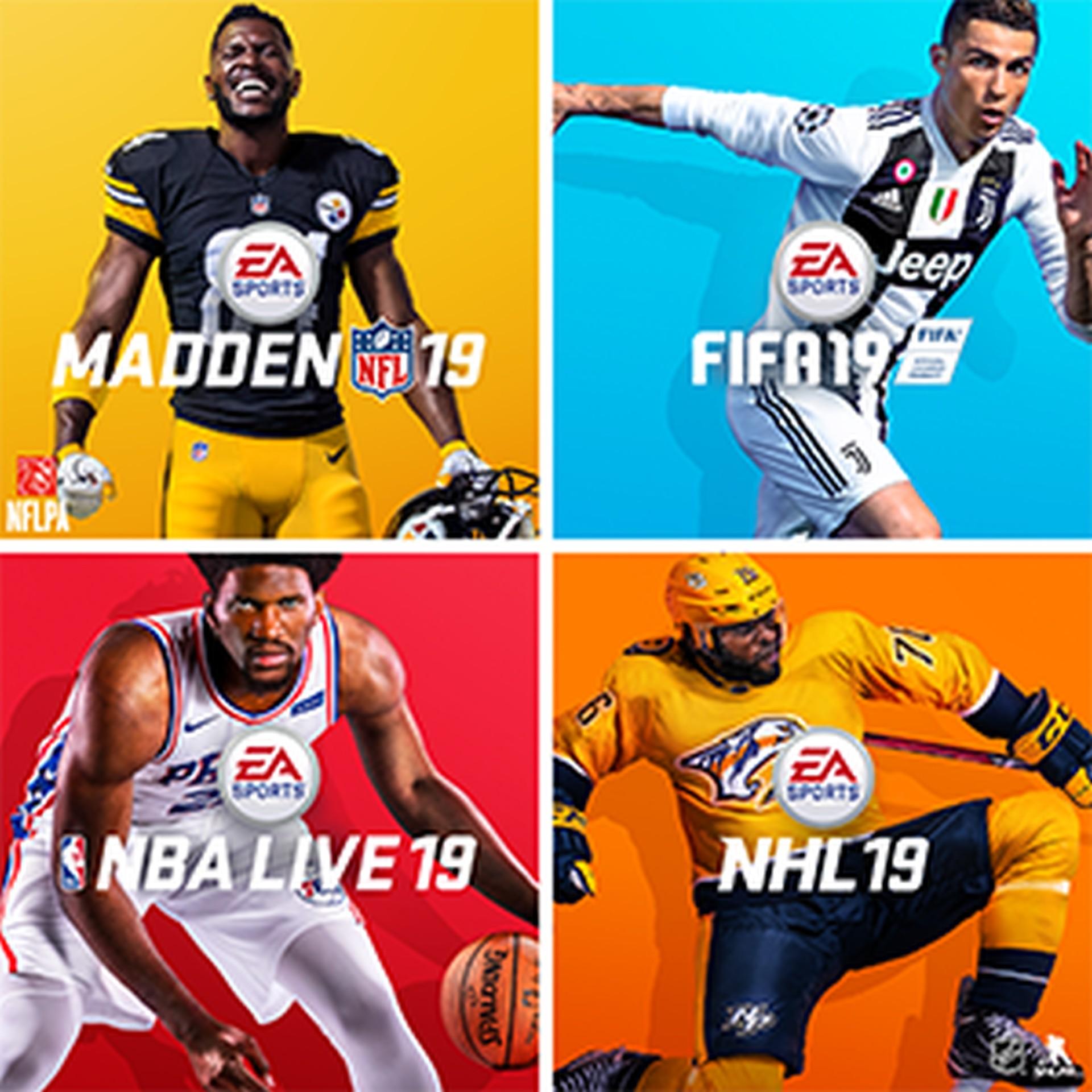 EA Sports Bundle Small Image