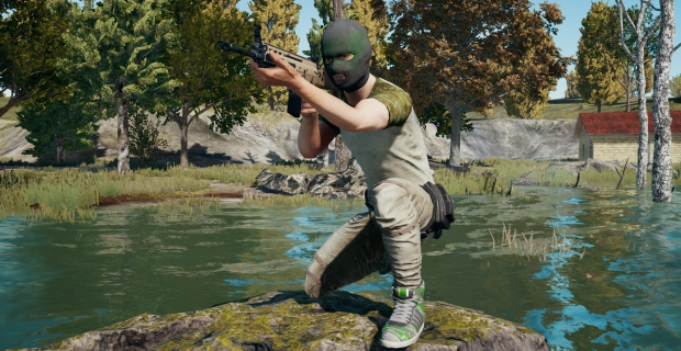 PUBG Xbox XGP Warrior Pack At The Ready