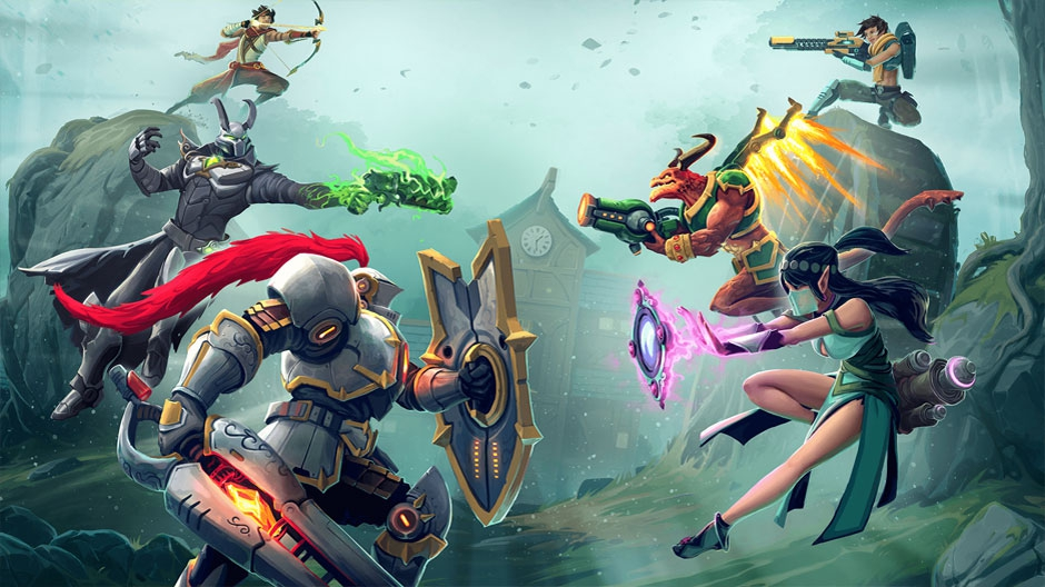 Video For Paladins Now Free to Play as Open Beta Begins on Xbox One