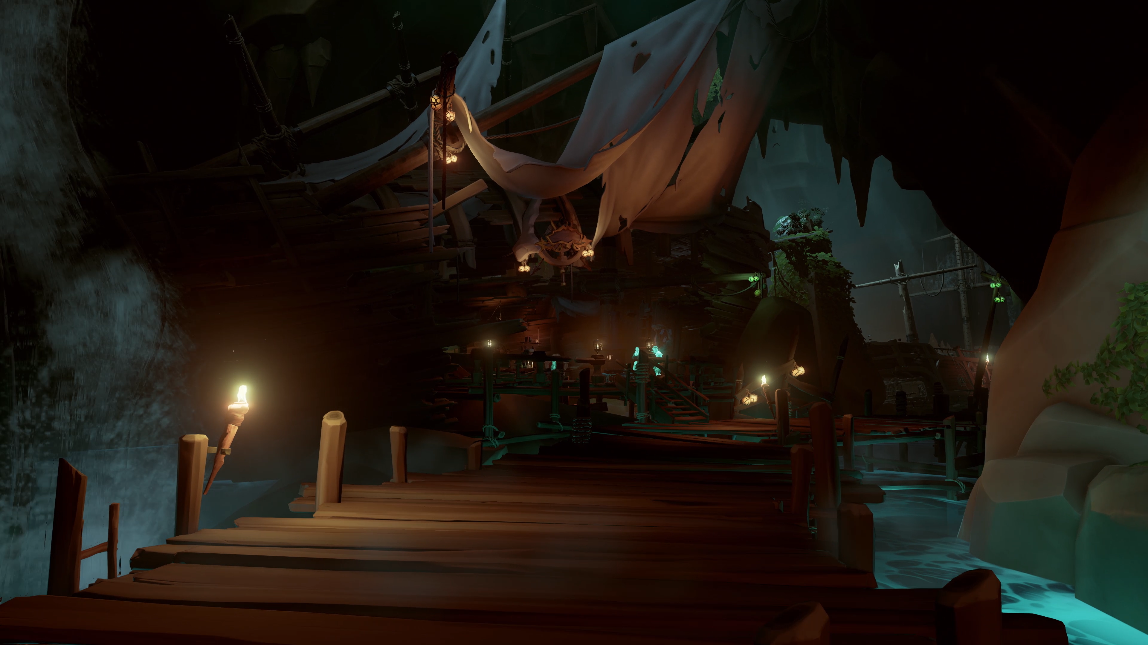 Sea of Thieves Preview Assets