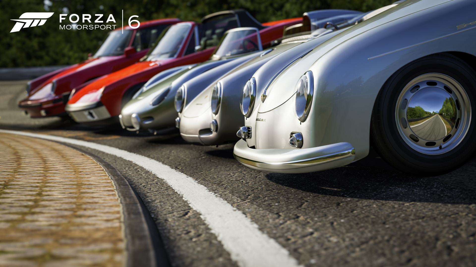 Video For Race Legendary Rides with the Porsche Expansion for Forza Motorsport 6