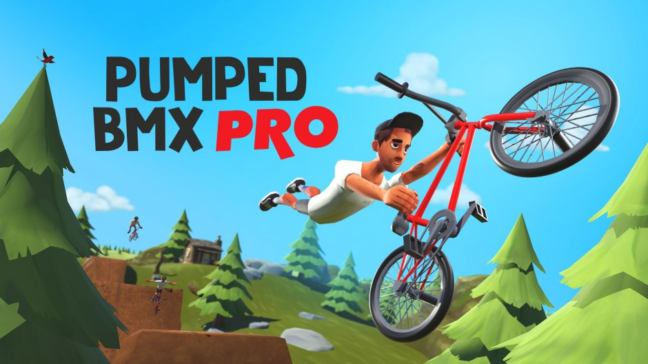 Video For Pumped BMX Pro Available Today on Xbox One and with Xbox Game Pass