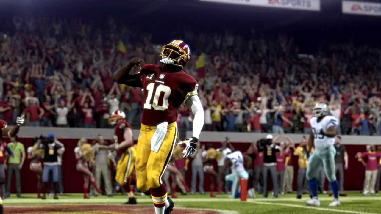 Video For EA SPORTS IGNITE Engine Official Trailer