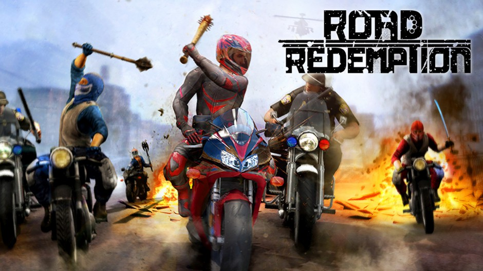 Road Redemption Hero Image