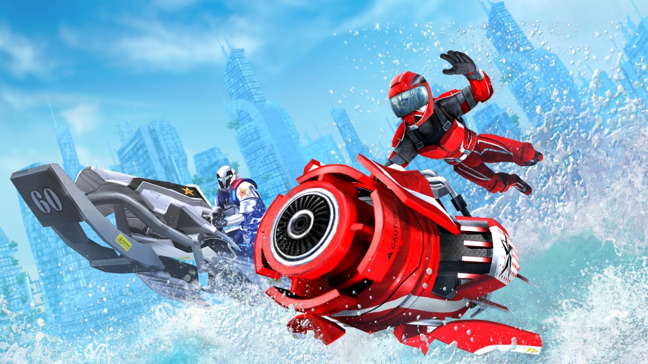 Video For Riptide GP: Renegade is Available Now on Xbox One and Windows 10