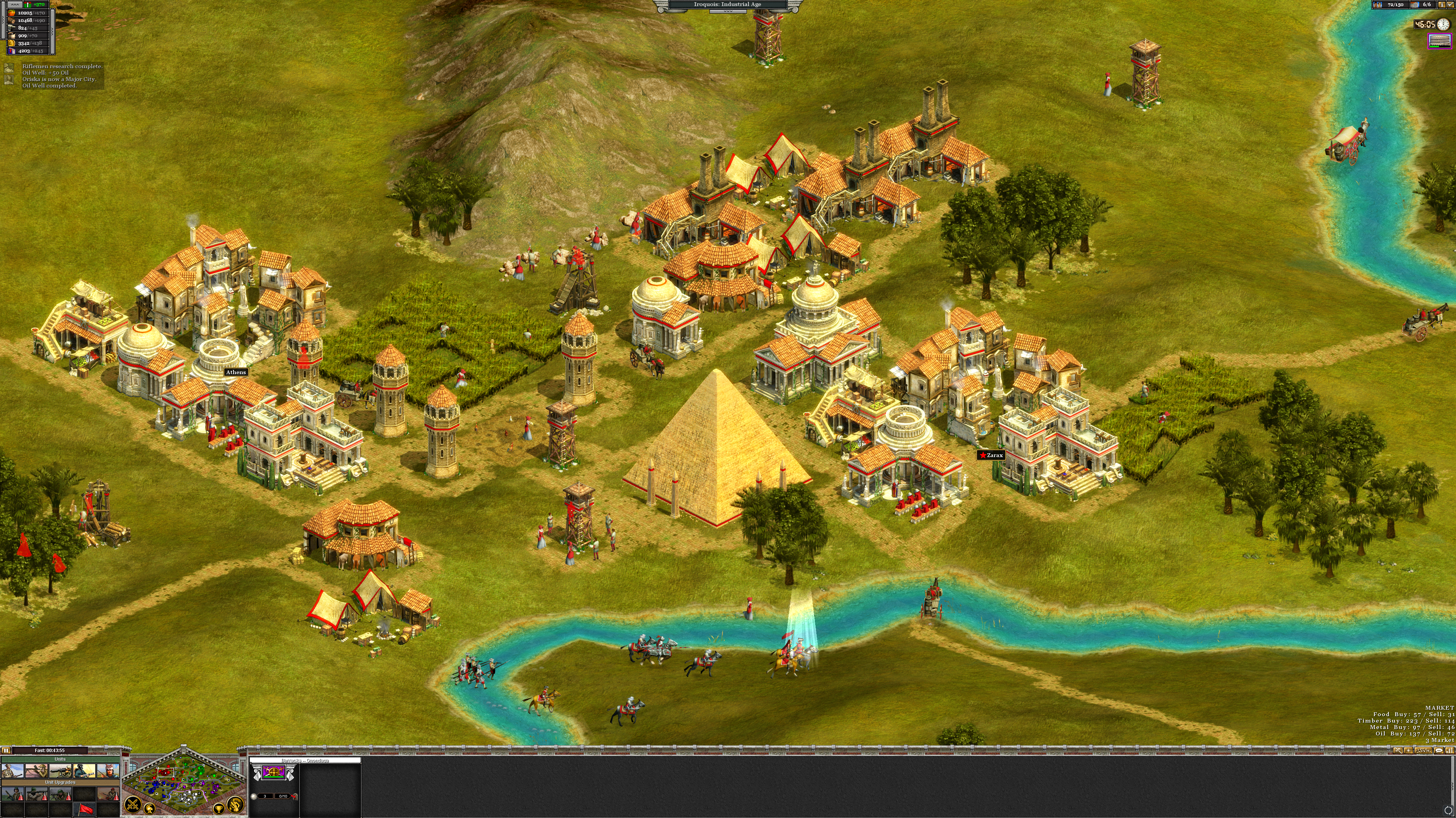 Rise of Nations Plains Territory 4